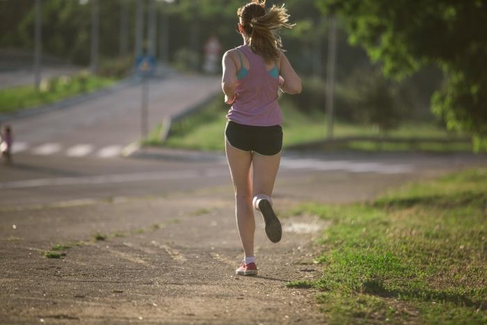 汗の匂い撃退法 その3 「運動する」