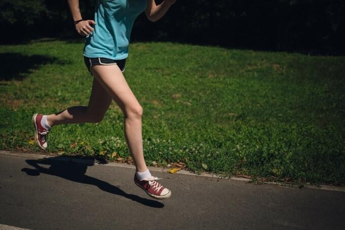 ジョギング は身体によくない運動か?