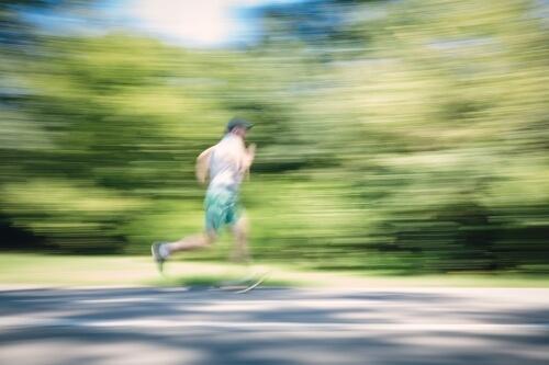 身体に悪いと言われているのは、ジョギングではなく「ランニング」