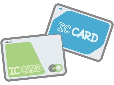 浮気の証拠発見方法その3 「交通系ICカードを借りる」
