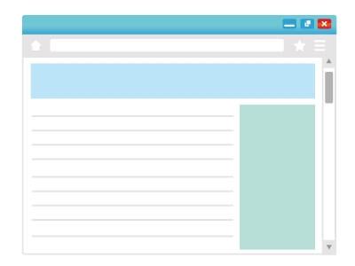 ブラウザのページ閲覧履歴は毎回削除する。