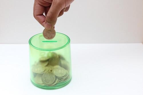 ダントツで、『 貯金 』をする人が多い。