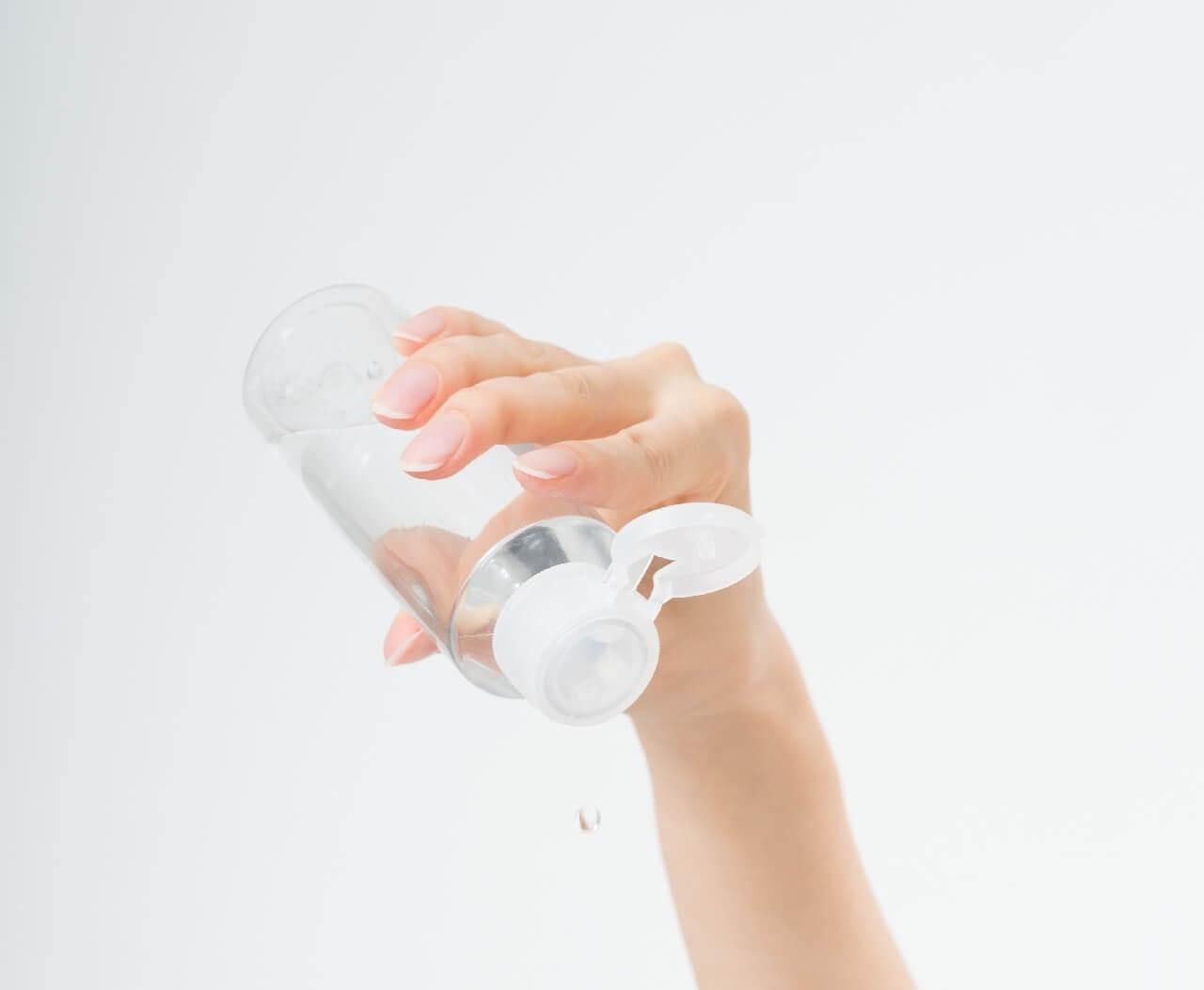 さっそく作ろう! レンチン化粧水の作り方