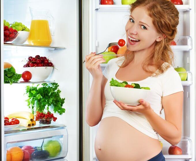 妊娠したら気を付けよう!食べていいもの悪いもの