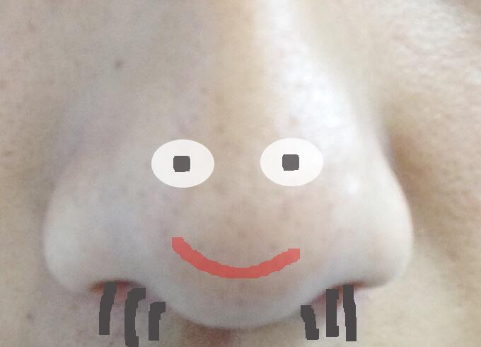 【閲覧注意】ワックスを使った鼻毛脱毛をやってみた。その結果…